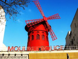 Moulin Rouge by il-Paciato