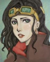 Asami - The Driver by Destry-S