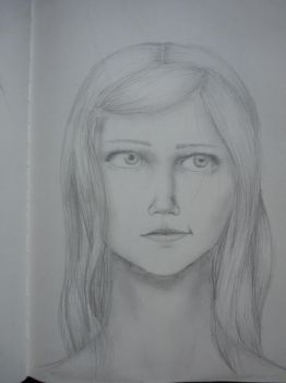 Another portrait by AriaDintan