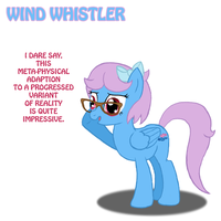 Wind Whistler by DanielaLaverne