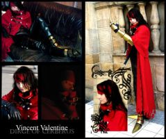 Vincent Valentine by The-Savage-Nymph