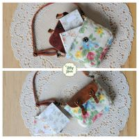 Vintage Floral Bag made by LaDung by sakyachan