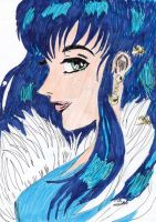 Blue diamand : Kurodiam by gigi28