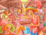 One Piece - Antique Store by Sapphire1010
