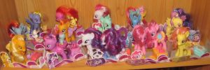 My Little Pony Collection - Part 4 by CKittyKat98
