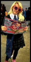 Read the Quibbler by Lunael-Cosplay