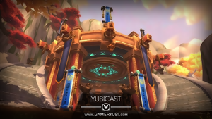 YubiCast - Shrine of the Seven Stars by WhammoDesigns