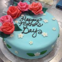 Mothers day cake design by Gd00dle