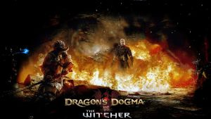 Dragon's Dogma VS The Witcher by GamerZzon