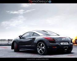 Peugeot RCZ '2009 by DemoDesign