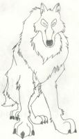 The white wolf by Tehanu3