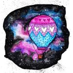 Space Balloon by funkmaster-c