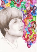 Paul-edelic by i-heart-ringo