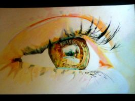 Eye by mahfuz998