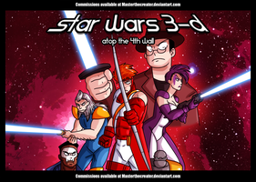 ATW4: Star Wars 3D by MTC-Studio