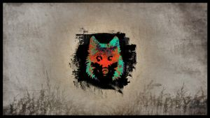Wolf by UJz