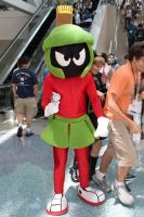 Marvin the Martian by apetc
