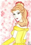 Belle - Beauty by kamomillou