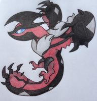 Pokemon Yveltal by PrinceKaname