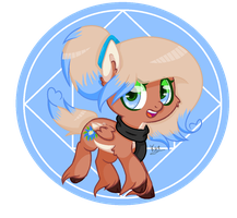 .:ArtTrade with mlpDrawler:. by XimerEnergy