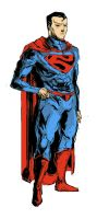 Superman by some-zod