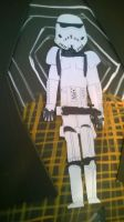 Aren't you a little short for a stormtrooper by movieman410