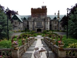 Hatley Castle by michygurl
