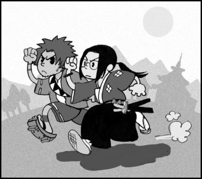 Rubber Hose Champloo by bigbigtruck