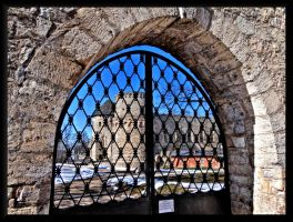 Through the gates... by Yancis