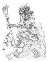 Nyala of Navareen by Everwho