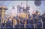 Star kingdom planet by arsenixc