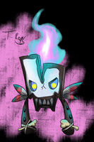 Lampent- Voodoo Inspired by T-Reqs