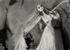 Corpse Bride by tiareplica