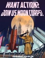 United States Moon Corps by J-Humphries