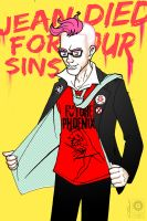 Quentin Quire: Kid Omega by e-carpenter