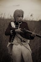 Hetalia Independence American Revolution by azuooooo