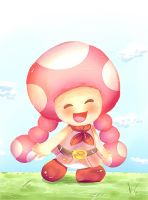 -Toadette- by Zuyu