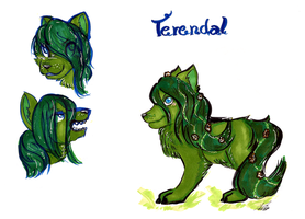 Terendal Reference by CritterKat