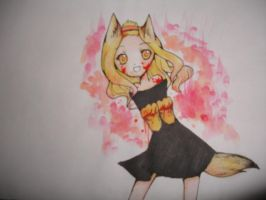 OC-Play with me(Lumiar with new dress) by DarkBamboo