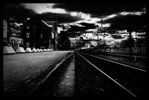 Train Station by jonrog