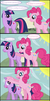 Applied Reading, Pinkie Style by soulTarkus89