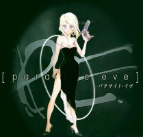Aya Brea Parasite Eve by zelldinchit