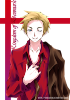 APH: Denmark by arielucia