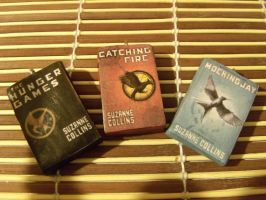 Hunger Games Trilogy by Hearts-at-Sea