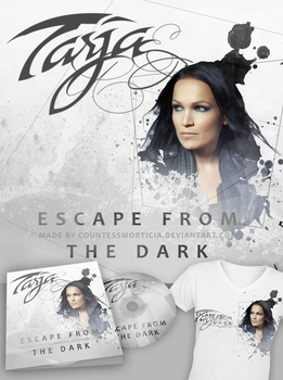 Tarja - Escape From The Dark (fan made) by CountessMorticia