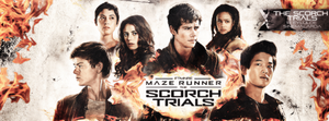 THE SCORCH TRIALS by ftmnre