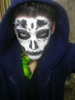 hello there mr.skull by Dannysucks