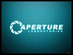 Aperture Science Logo by dj-corny