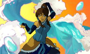 Legend of Korra Season 2 outfit by xAmeChanx