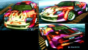 NFS:PS Ford GT by Maneir